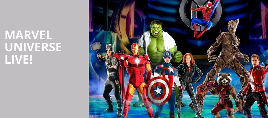 Marvel Universe Live, All State Arena, Chicago