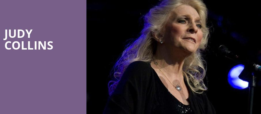 Judy Collins, Center East Theatre, Chicago