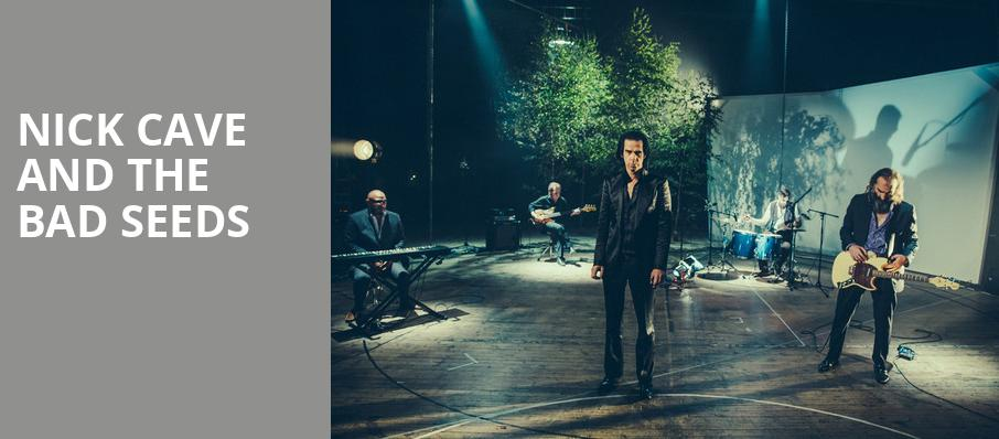 Nick Cave and The Bad Seeds, Credit Union 1 Arena, Chicago