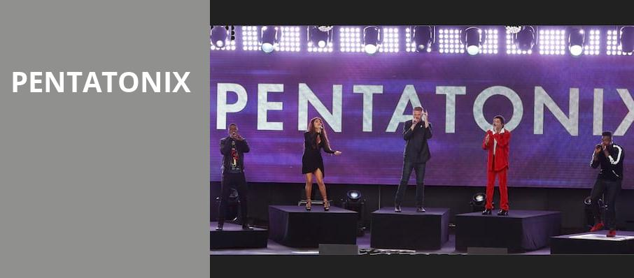 Pentatonix, Rosemont Theater, Chicago