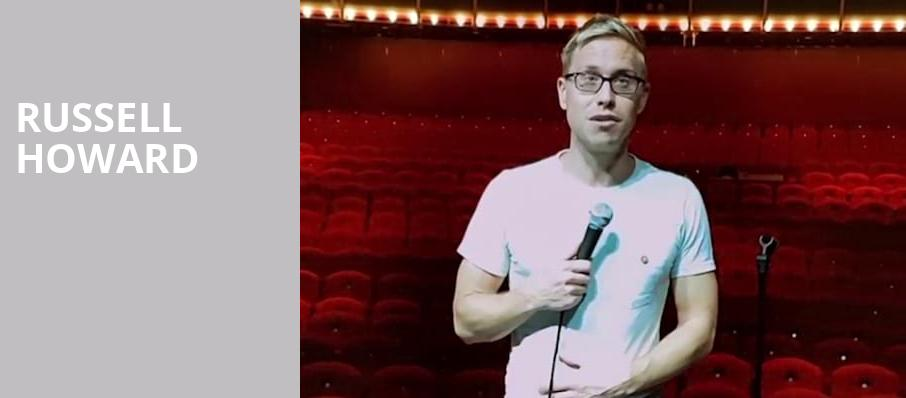 Russell Howard, Thalia Hall, Chicago