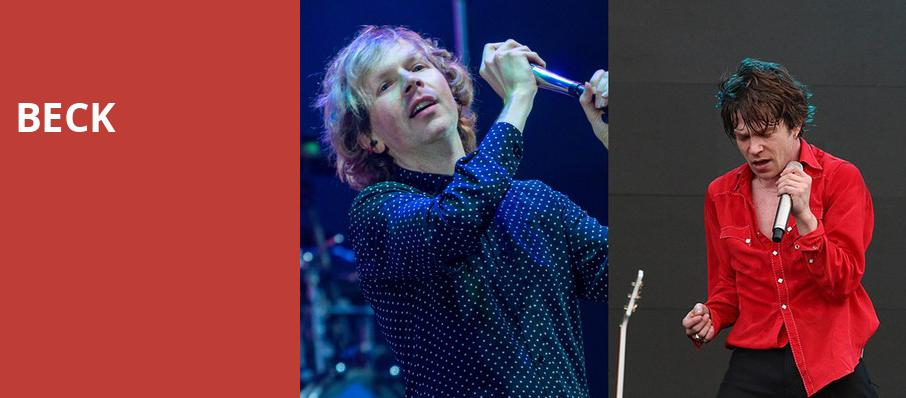 Beck, Huntington Bank Pavilion, Chicago