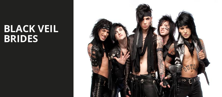 Black Veil Brides, Riviera Theater, Chicago