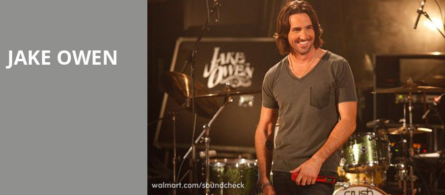 Jake Owen, Sears Center Arena, Chicago