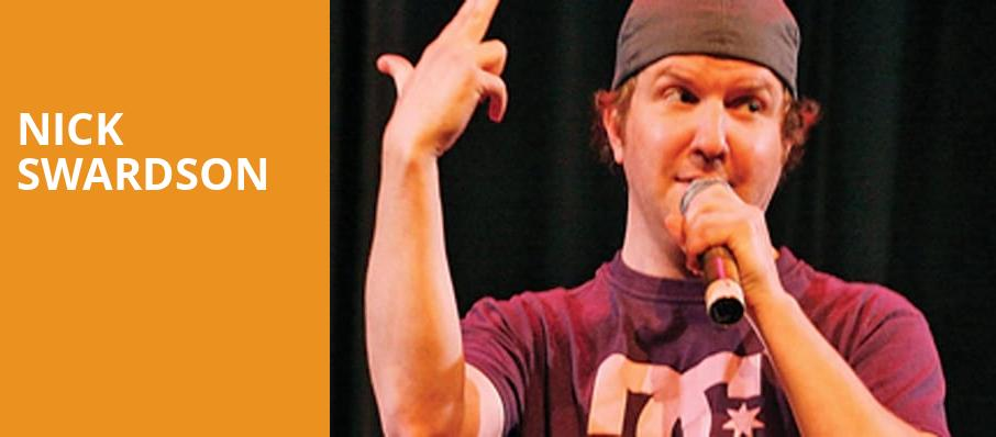 Nick Swardson, The Chicago Theatre, Chicago