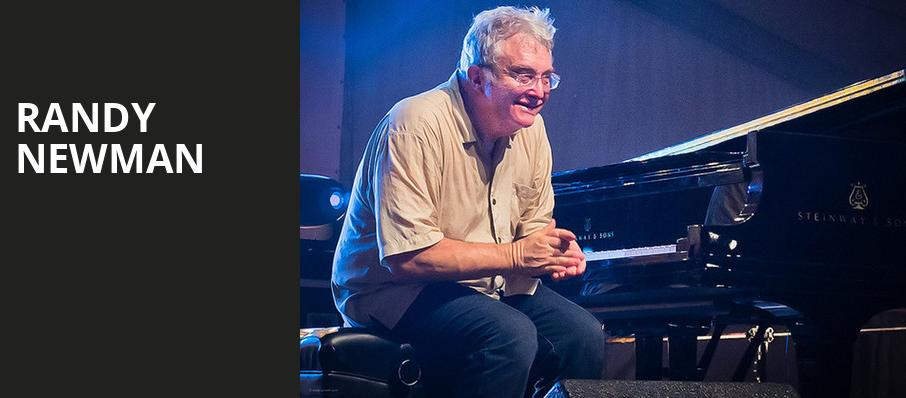 Randy Newman, City Winery, Chicago