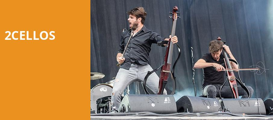 2Cellos, United Center, Chicago