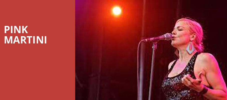 Pink Martini, Symphony Center Orchestra Hall, Chicago