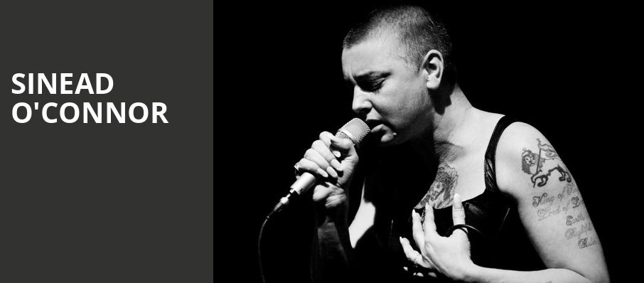 Sinead OConnor, City Winery, Chicago