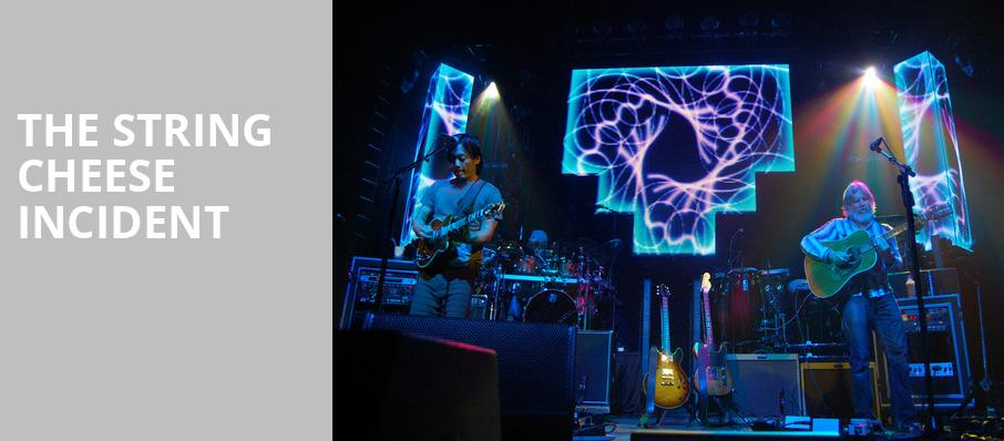 The String Cheese Incident, The Chicago Theatre, Chicago