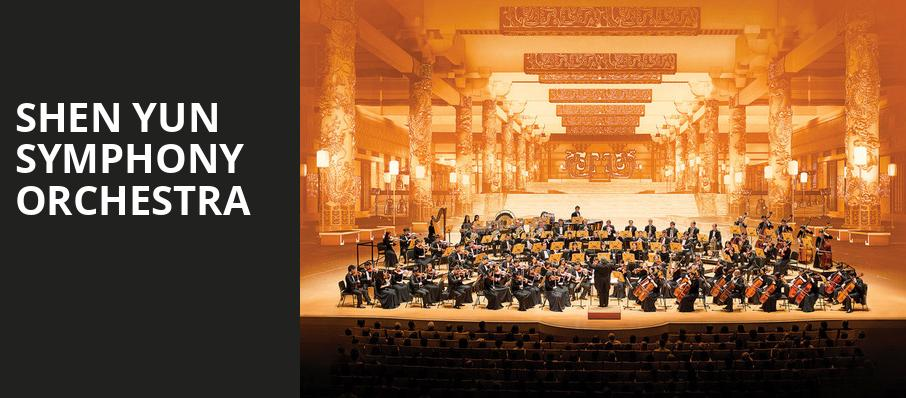 Shen Yun Symphony Orchestra, Symphony Center Orchestra Hall, Chicago