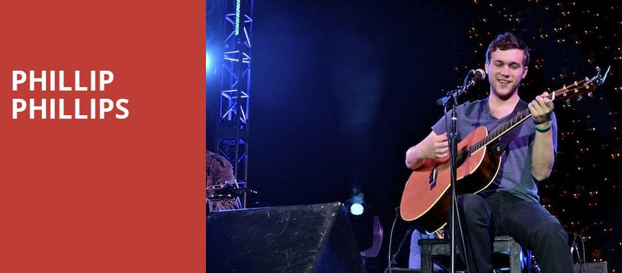 Phillip Phillips, City Winery, Chicago