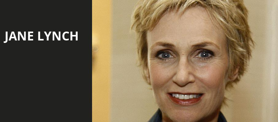 Jane Lynch, City Winery, Chicago