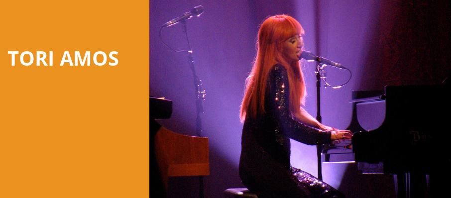 Tori Amos, The Chicago Theatre, Chicago
