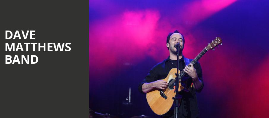Dave Matthews Band, Huntington Bank Pavilion, Chicago