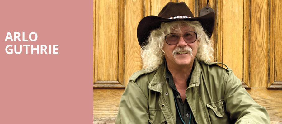 Arlo Guthrie, City Winery, Chicago