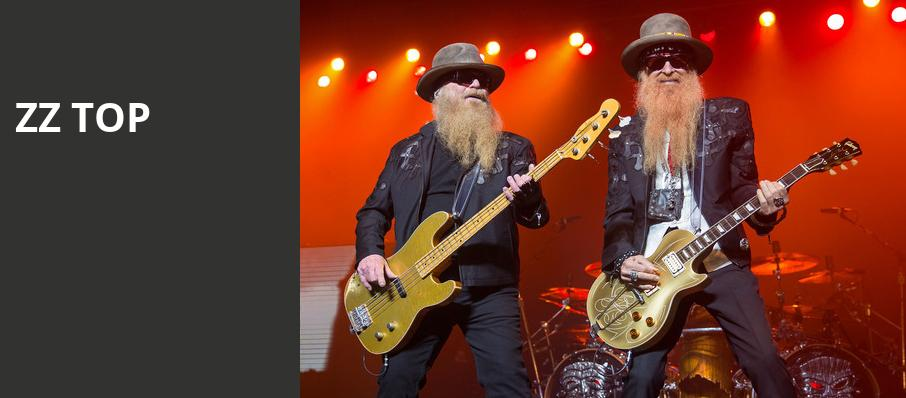 ZZ Top, Hollywood Casino Amphitheatre IL, Chicago