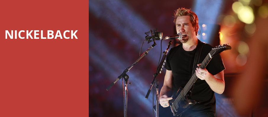 Nickelback, Ravinia Pavillion, Chicago
