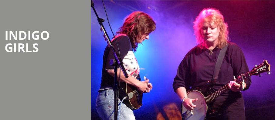 Indigo Girls, Thalia Hall, Chicago