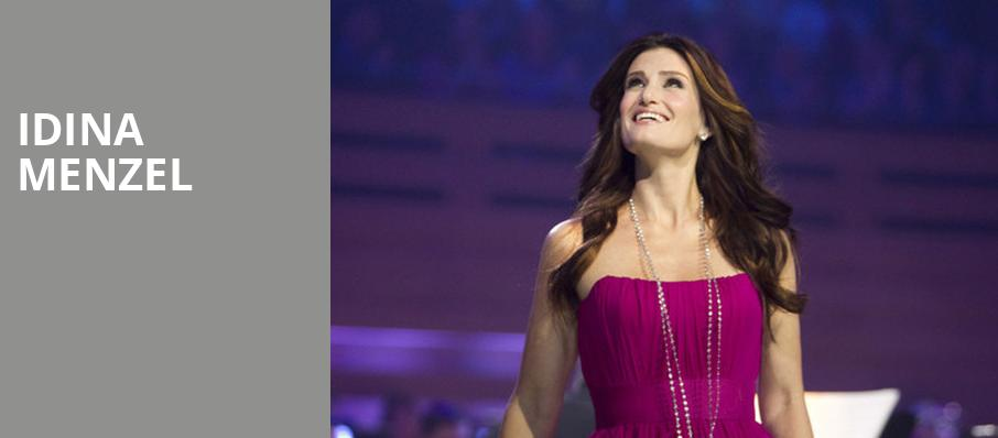 Idina Menzel, The Chicago Theatre, Chicago