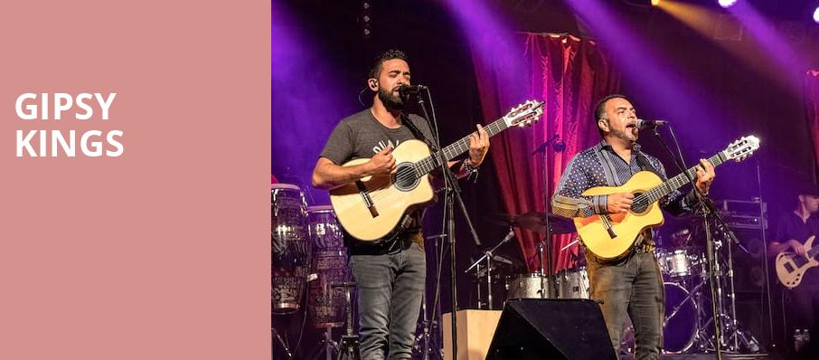 Gipsy Kings, Copernicus Center Theater, Chicago
