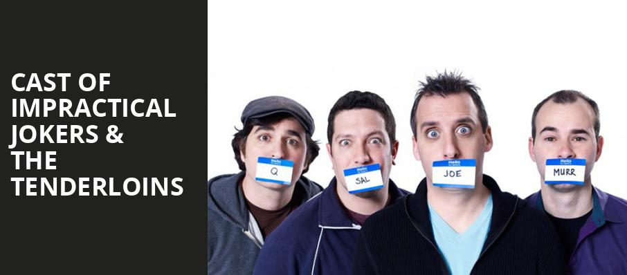 Cast Of Impractical Jokers The Tenderloins, Hollywood Casino Amphitheatre IL, Chicago
