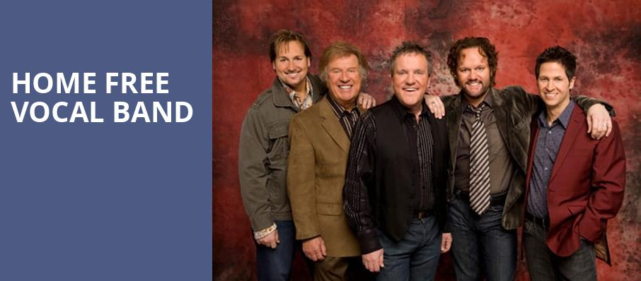 Home Free Vocal Band, Genesee Theater, Chicago