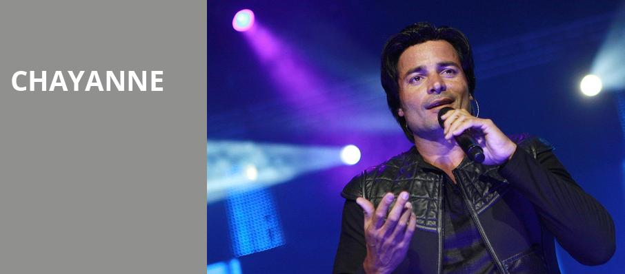 Chayanne, Rosemont Theater, Chicago