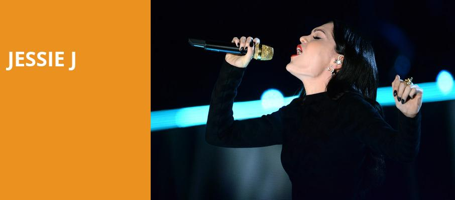 Jessie J, Riviera Theater, Chicago