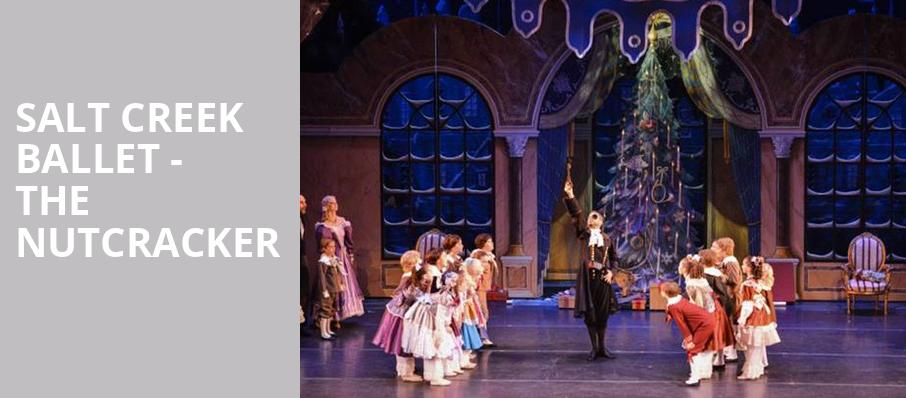 Salt Creek Ballet The Nutcracker, Center East Theatre, Chicago