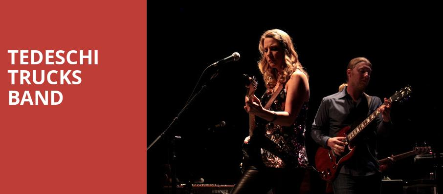 Tedeschi Trucks Band, The Chicago Theatre, Chicago