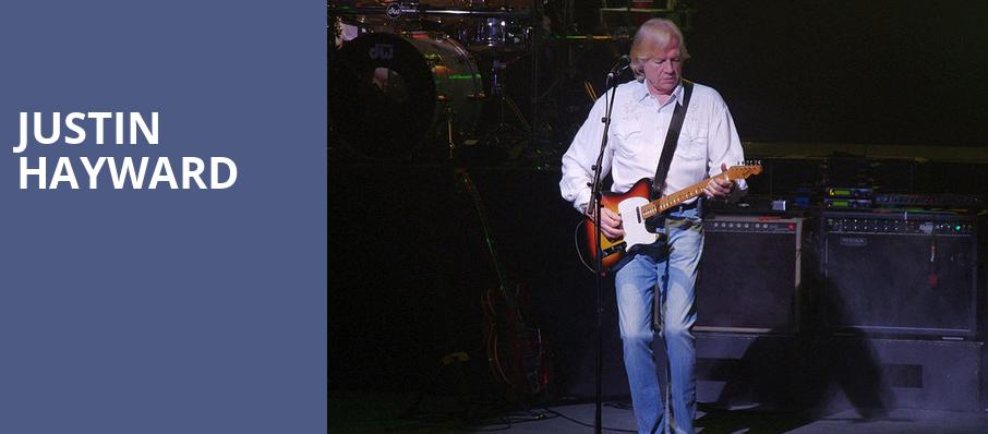 Justin Hayward, City Winery, Chicago
