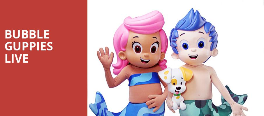 Bubble Guppies Live, The Chicago Theatre, Chicago