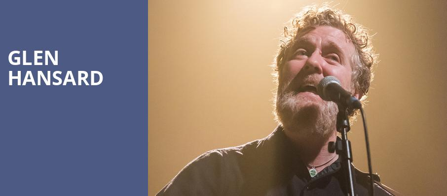 Glen Hansard, The Chicago Theatre, Chicago
