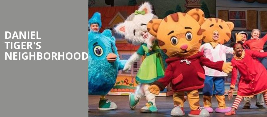 Daniel Tigers Neighborhood, Rosemont Theater, Chicago