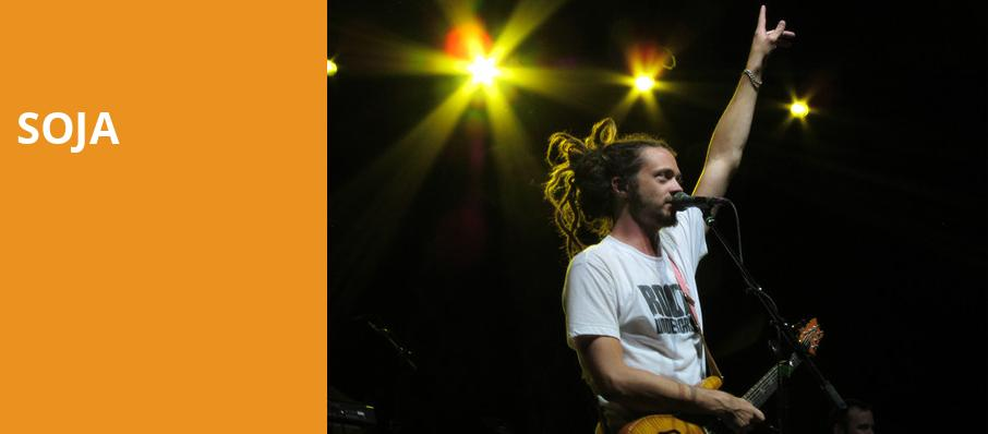 Soja, House of Blues, Chicago