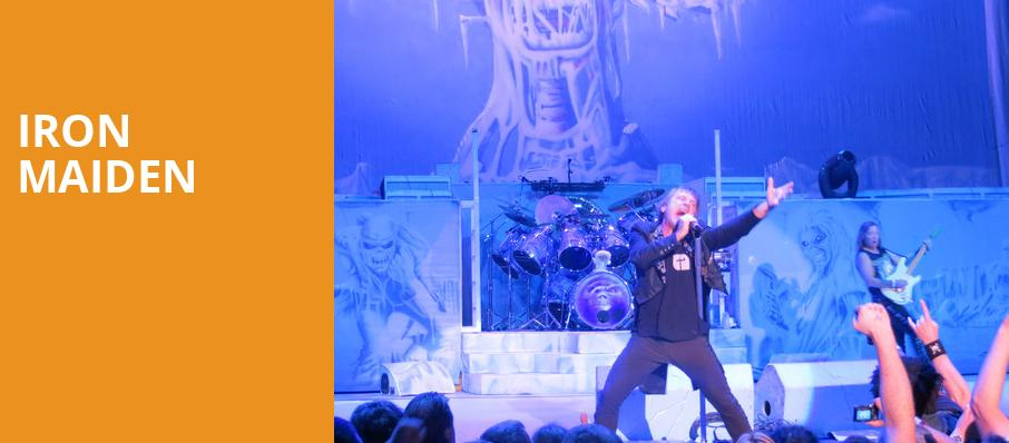 Iron Maiden, Hollywood Casino Amphitheatre Chicago, Chicago