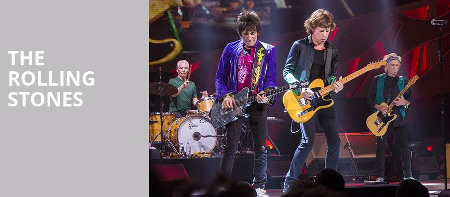 The Rolling Stones, Soldier Field Stadium, Chicago