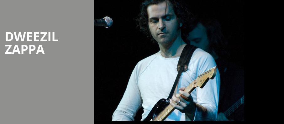 Dweezil Zappa, Vic Theater, Chicago