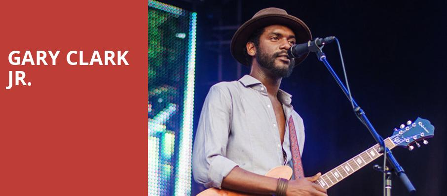 Gary Clark Jr, The Chicago Theatre, Chicago