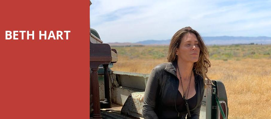 Beth Hart, Park West, Chicago