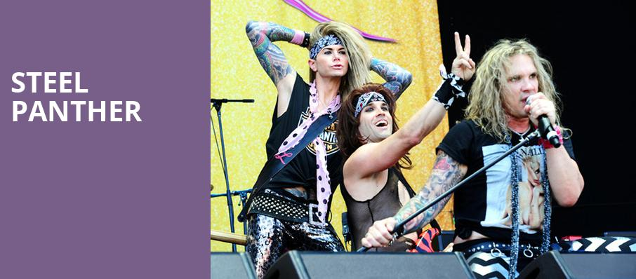 Steel Panther, House of Blues, Chicago
