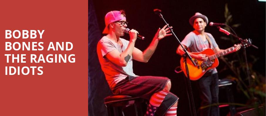 Bobby Bones and The Raging Idiots, Copernicus Center Theater, Chicago