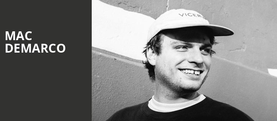 Mac DeMarco, Riviera Theater, Chicago