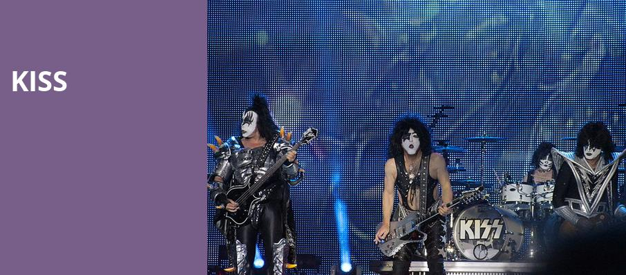 KISS, Hollywood Casino Amphitheatre Chicago, Chicago
