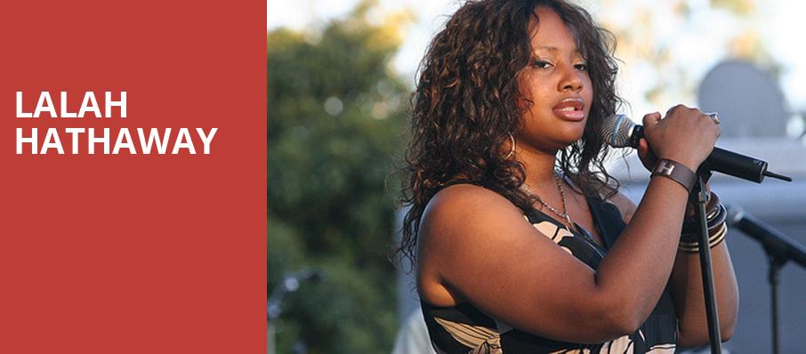 Lalah Hathaway, City Winery, Chicago