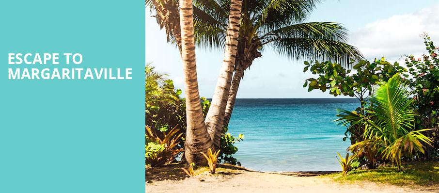 Escape to Margaritaville, Oriental Theatre, Chicago