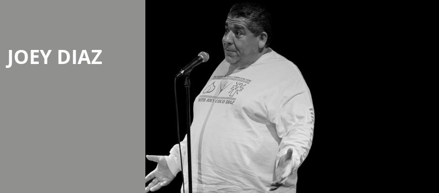 Joey Diaz, The Chicago Theatre, Chicago