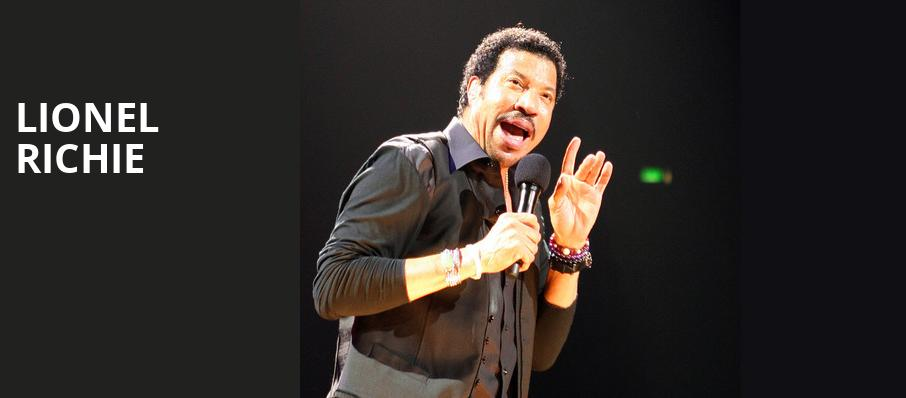 Lionel Richie, Ravinia Pavillion, Chicago