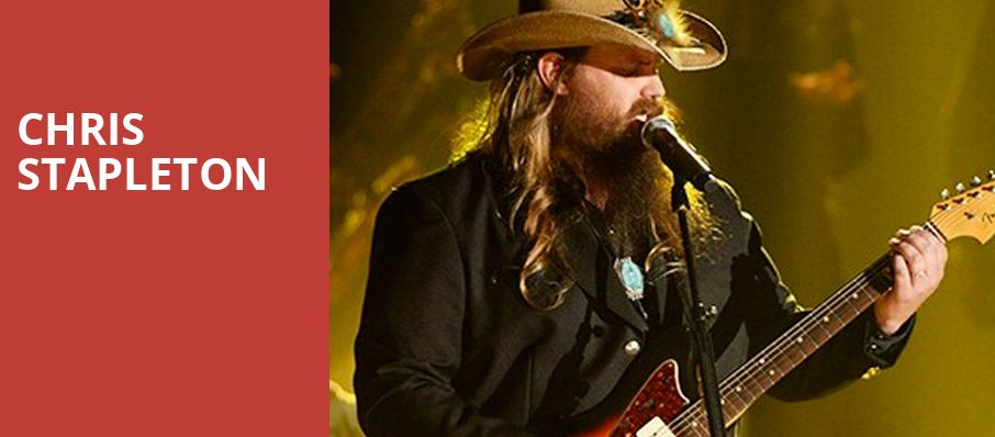 Chris Stapleton, I Wireless Center, Chicago
